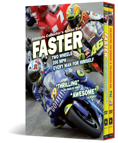Faster - Ultimate Collector's Four-Disc Set (Faster / The Doctor, the Tornado and the Kentucky Kid) by NEW VIDEO GROUP
