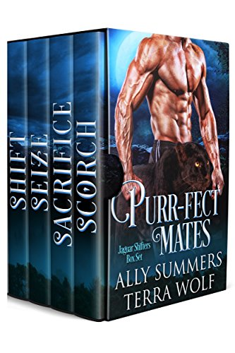 Purr-Fect Mates: Shapeshifter Romance by [Summers, Ally, Wolf, Terra]