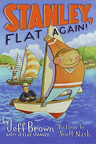 book cover of Stanley, Flat Again!