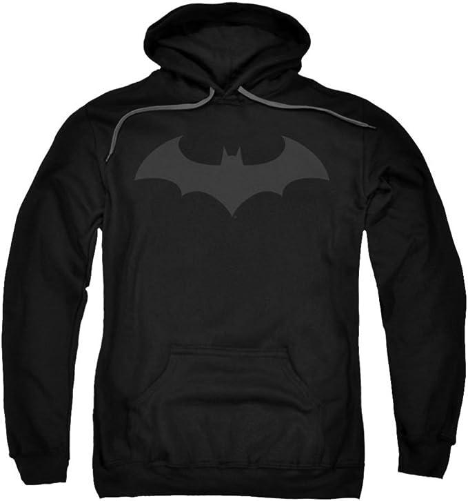 DC ARKHAM KNIGHT RED HOOD SYMBOL Logo GREY Adult T-Shirt S-XXL Batman