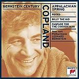 #7: Bernstein Century - Copland: Appalachian Spring, Rodeo, etc / Bernstein, New York PO
