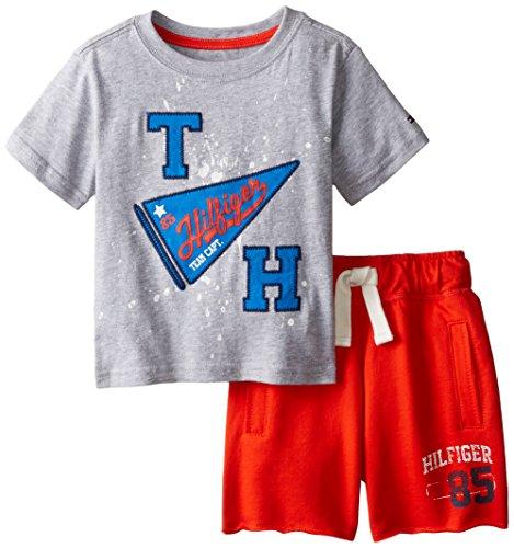 tommy-hilfiger-baby-boys-tri-corner-tee-and-short-set-grey-heather-24-months