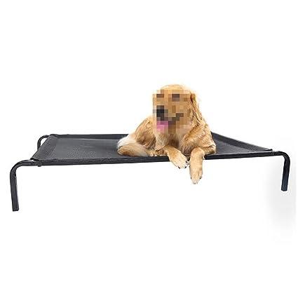 WW-XX Cama De Perro Lavable Perrera De Hierro Cojín Grande para Perros Suministros De