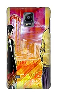 Fashion Protective Anime Bleach Case Cover Design For Galaxy Note 4