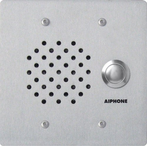 - Aiphone Corporation LE-SS/A Audio Door Station for LEF, LEM, AP-M, or MP-S Series, Stainless Steel, 4-3/4