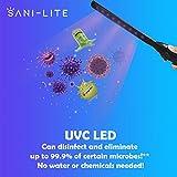 Sani-Lite UV Light Sanitizer Wand Ultra Powerful