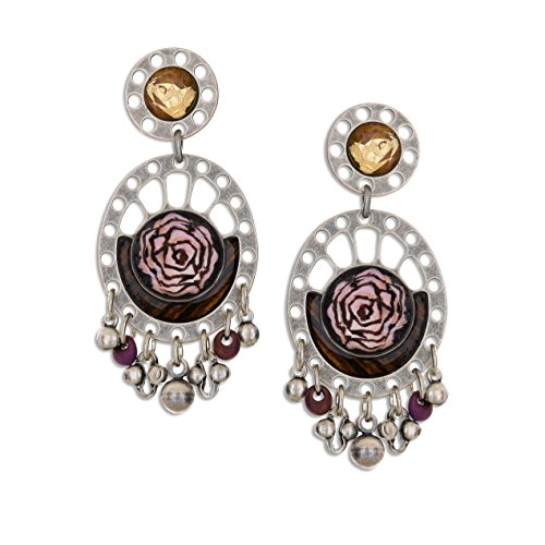 Earring Ayala Post (Artazia's Autumn Leaves Fashion Earrings, Fall-Winter Collection - E6002)