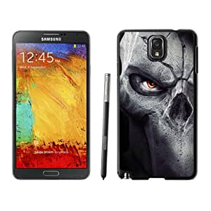 Beautiful Custom Designed Cover Case For Samsung Galaxy Note 3 N900A N900V N900P N900T With Darksiders II Skull Phone Case