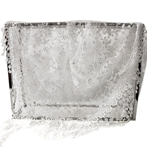 Kofun Triangle Scarf, Women Lace Sheer Floral Triangle for sale  Delivered anywhere in Canada