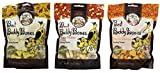 Exclusively Dog Best Buddy Bones All Natural Training Treats 3 Flavor Variety Bundle: (1) Best Buddy Bones Cheese Flavor, (1) Best Buddy Bones Peanut Butter Flavor, and (1) Best Buddy Bones Chicken Flavor, 5.5 Oz. Ea. (3 Bags Total)