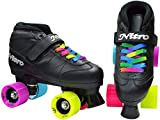 Epic Skates Youth Super Nitro Rainbow, Size 4