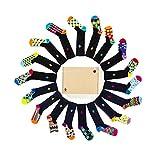 Enormous Eighteen Men's Socks (Large (USA 9.5-14), Enormous Eighteen)