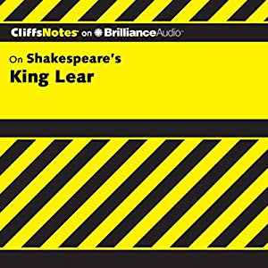 King Lear: CliffsNotes Audiobook