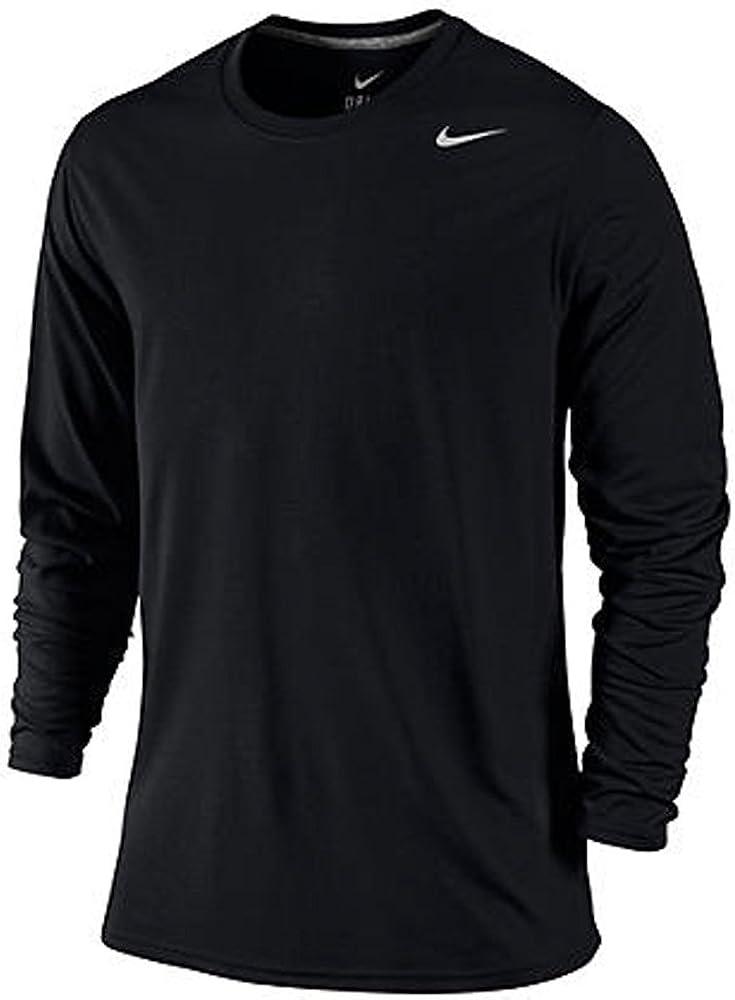 Nike Mens Legend Poly Long Sleeve Dri