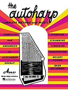 Gui Mel Bay 20050 A Treasury of Favorite Songs for Autoharp for Autoharp Book