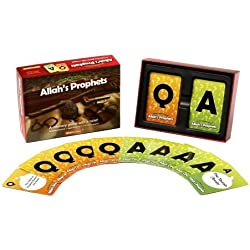 Allah's Prophets Islamic Matching Card Game for Kids Eid Gifts