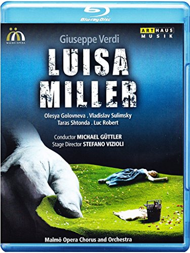 Michael G ttler - Luisa Miller (Blu-ray)