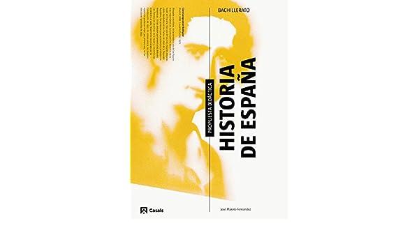 Propuesta didáctica Historia de España - 9788421861530: Amazon.es ...