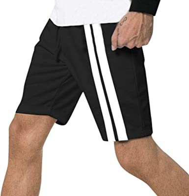 Etecredpow Boys Slim Solid Summer Cotton Cute Shorts