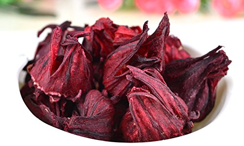 100 Grams of Super Rose Eggplant Scented Tea Flower Plant Essence Red Enchanting Free Shipping