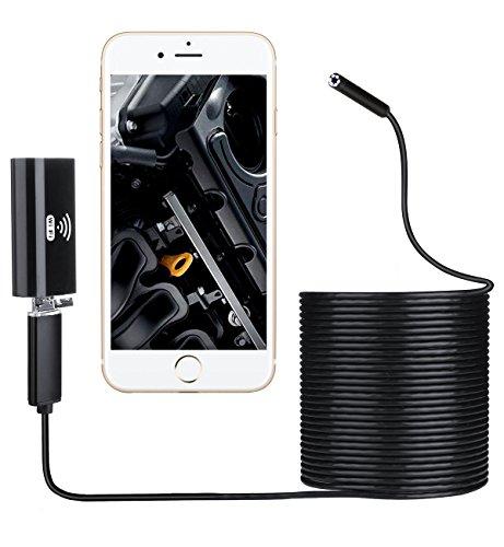 Inspection RISEPROWaterproof Endoscope Wireless Borescope product image