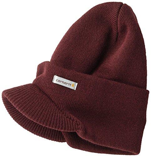 Carhartt Men's Knit Hat With Visor
