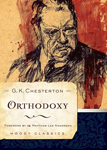 Image result for orthodoxy gk chesterton