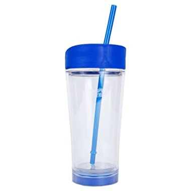 Mighty Mug Ice 20oz Hot/Cold Tumbler - Blue