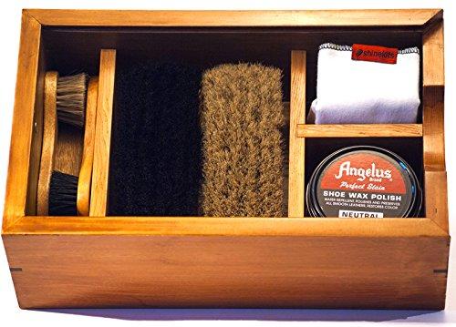 Shinekits Ultimate Shoe Shine Kit in Cocoa Finish by Shinekits (Image #2)