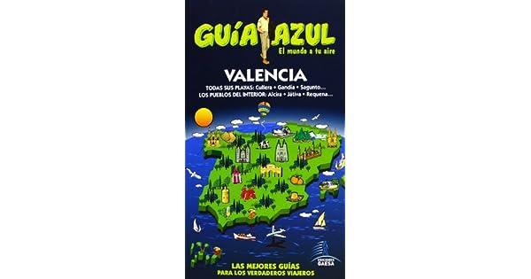 Amazon.com: Valencia (Spanish Edition) (9788480239530 ...