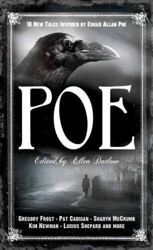 book cover of Poe