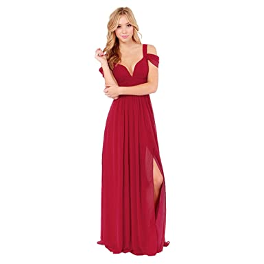 Maxi dress for women, V-Neck Sleeveless Maxi long dress, summer dress