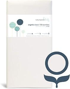 Naturepedic Verse Organic Mattress with Protector Pad (Full)