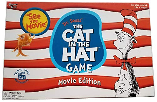Dr. Seuss' The Cat in the Hat Game Movie -