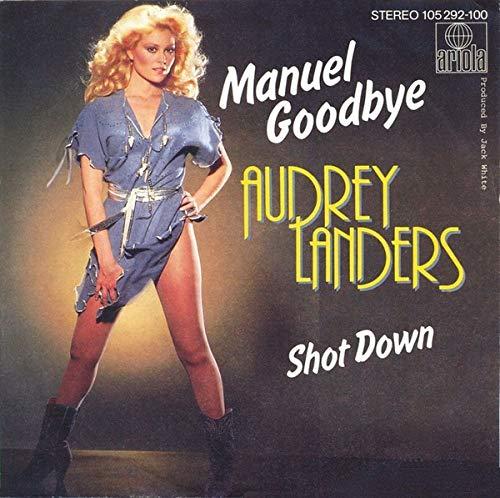 Audrey Landers - Manuel Goodbye / Shot Down - Ariola - 105 292-100 ...