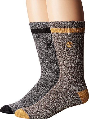 Timberland Rugged Heritage 2 Pack Socks
