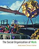 img - for The Social Organization of Work book / textbook / text book
