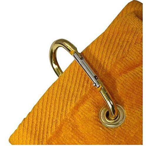 Tri-Fold Towel - Orange