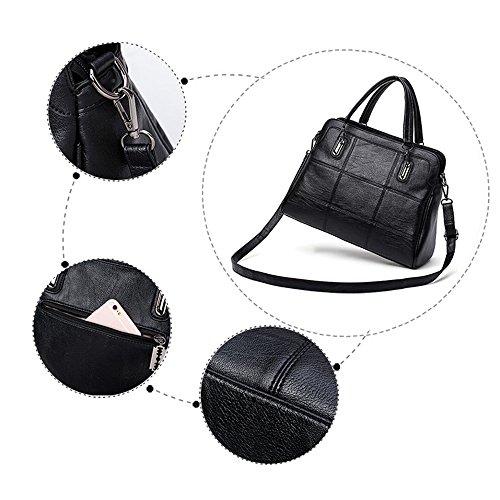Bags Messenger Crossbody Shoulder 1629 Purse Handbag Female Genuine Tote Bag Women Vintage Versatile Ladies Leather Brand RHSAaTR