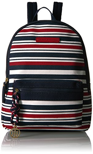 Tommy Hilfiger Backpack Dariana, Navy/Red