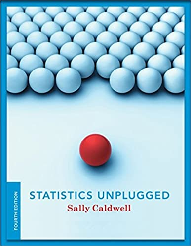 Amazon statistics unplugged 9780840029430 sally caldwell statistics unplugged 4th edition fandeluxe Image collections