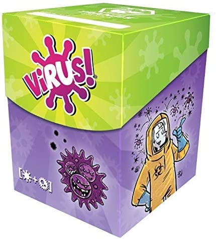 ohmyboo- Virus Desk Box (VIRUSDECK): Amazon.es: Juguetes y juegos