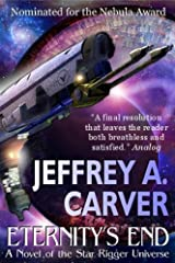 Eternity's End (Star Rigger Universe) Kindle Edition
