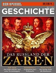 SPIEGEL GESCHICHTE 1/2012: Das Russland der Zaren