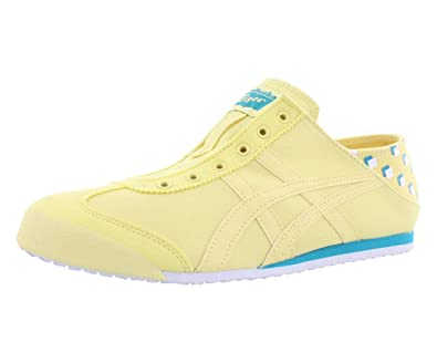 new york 40940 9f7bc Amazon.com: Onitsuka Tiger Mexico 66 Paraty Slip-On Unisex ...