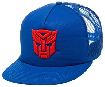 Transformers Autobots Trucker with Face Mask trucker cap