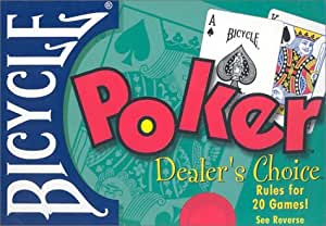 The U.S. Playing Card Co. Bicycle Poker Playing Cards