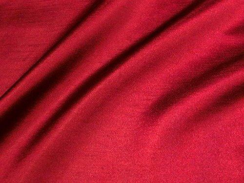Shantung Satin Faux Silk Fabric 60