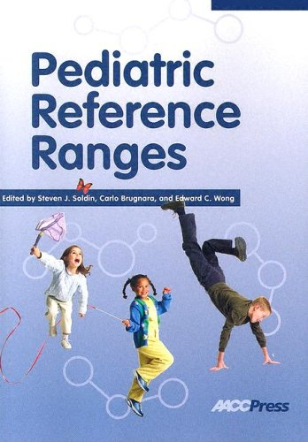 Pediatric Reference Ranges