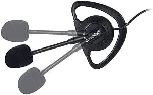 Fone de ouvido auricular com fio e microfone Dreamgear para jogos DGUN-2980 Camuflado